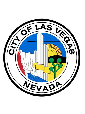 Seal of USA City of  Las Vegas, Nevada