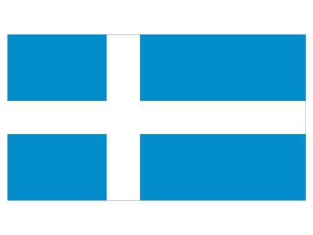 Flag of the Estonian City of Parnu, Estonia