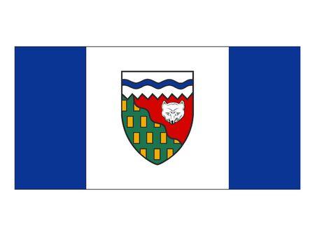 Flag of Northwest Territories, Canada