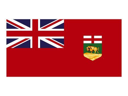 Flag of Manitoba, Canada