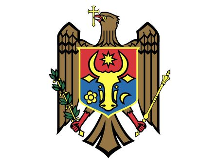 Coat of Arms of Moldova