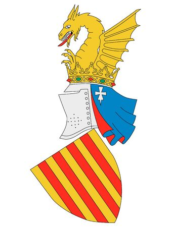 Coat of Arms of the Spanish Autonomous Community of Valencia