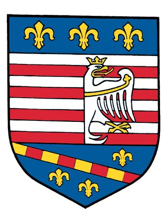 Coat of Arms of the Slovakian City of Kosice