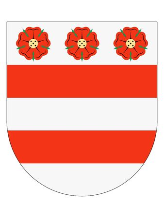 Coat of Arms of the Slovakian City of Brasov