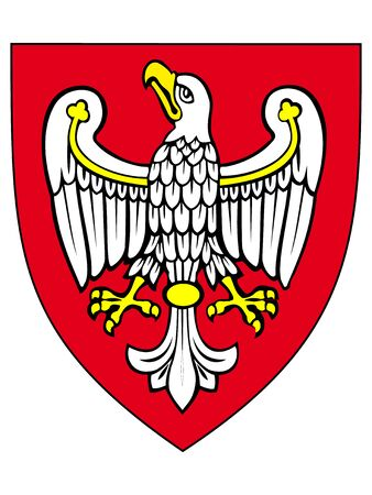 Coat of Arms of the Polish Voivodeship of Greater Poland
