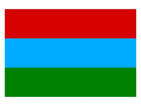 Flag of the Russian Federal Subject of Republic of Karelia