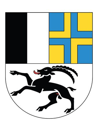 Coat of Arms of the Swiss Canton of Graubünden/Grisons