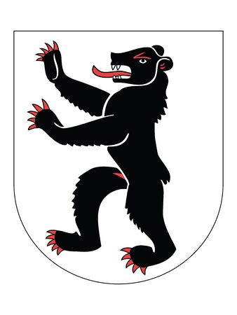 Coat of Arms of the Swiss Canton of Appenzell Innerrhoden