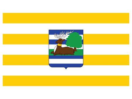 Flag of the Croatian County of Vukovar-Srijem