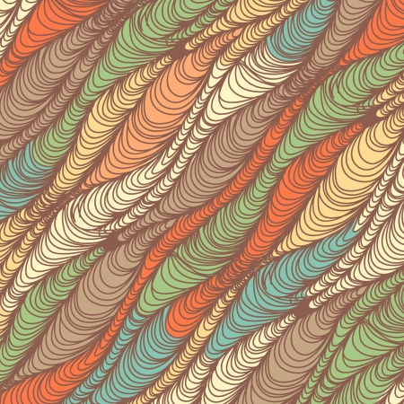 spindle: abstract line background Illustration