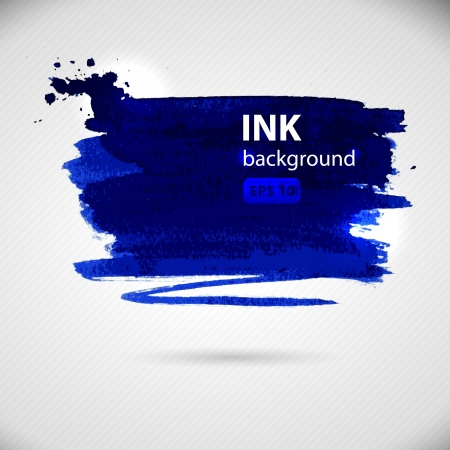 paintbrush spray:  brush strokes - the perfect backdrop for your text