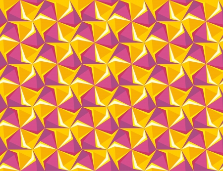 saemless: hexagon geometric saemless background.  Retro hipster violet warm color backgrounds. greeting card