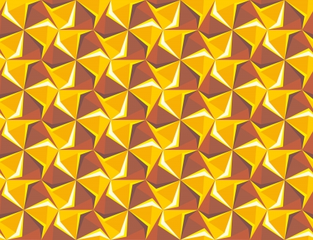 hexagon geometric saemless background.  Retro hipster warm color backgrounds. greeting card