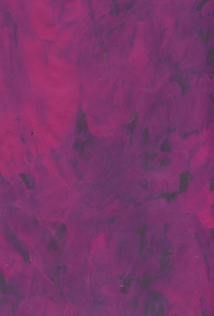 violet purple paint raster background. yellow brash strokes texture photo