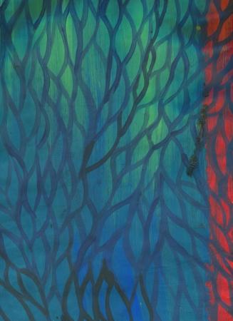 raster bright background brash stroke  acrylic illustration Stock Illustration - 18969424