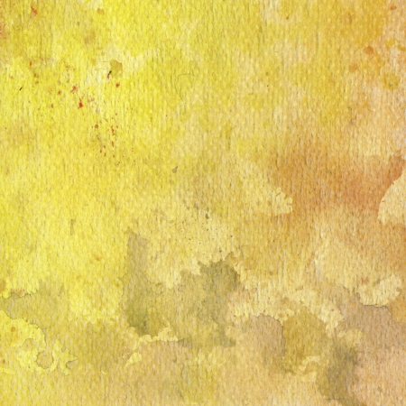 watercolor raster background  blots texture Stock Photo - 18969271