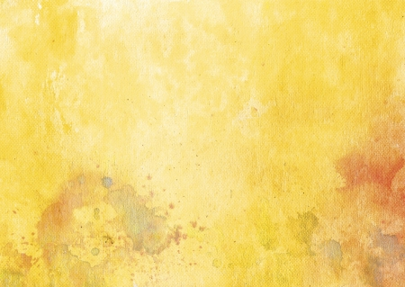 watercolor raster background  blots texture Stock Photo - 18969318