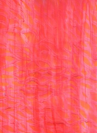 acyclic: raster acrylic color background  brashstroke and ornament Stock Photo