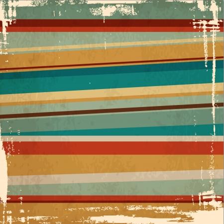 geometric aztec pattern  Ethnic striped pattern in retro colors   geometric background