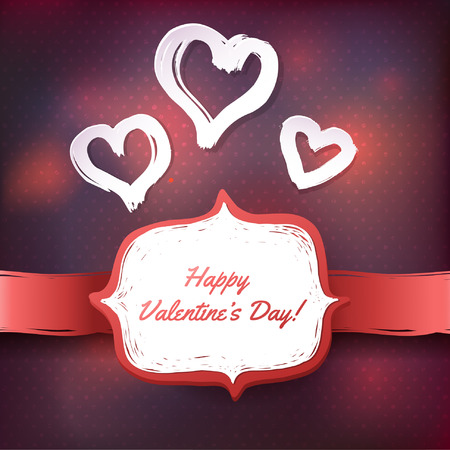 mindful: Happy Valentines Greeting Card