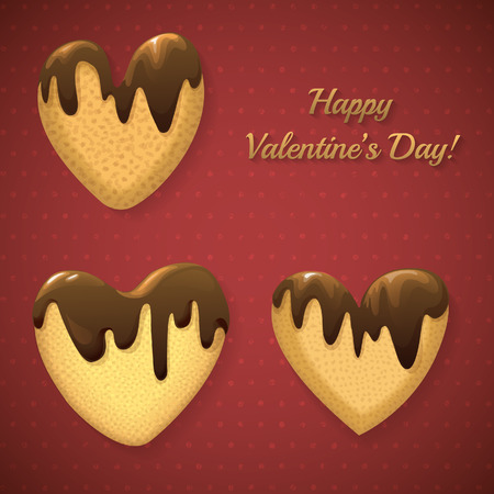 melts: Chocolate heart  Valentine s Day  Glossy chocolate brown heart shaped candy melts