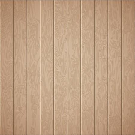 wood planks: realistic wood plank template background Illustration
