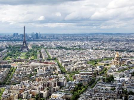 Городской Париж