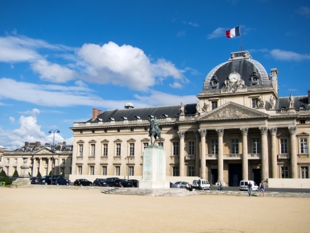 Ecole Militaire in Paris