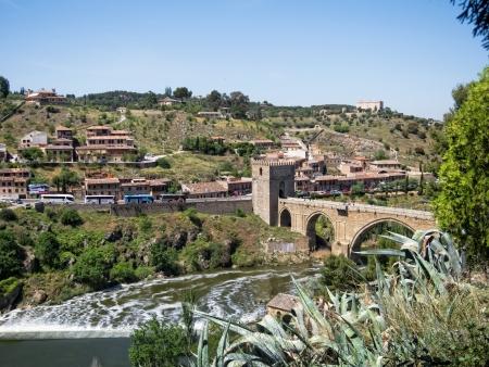 Толедо Испания Фото со стока