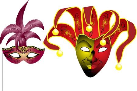 theatrical performance: Venetian Mask