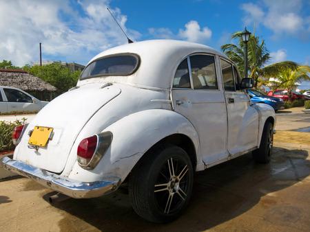 Куба автомобиля Фото со стока