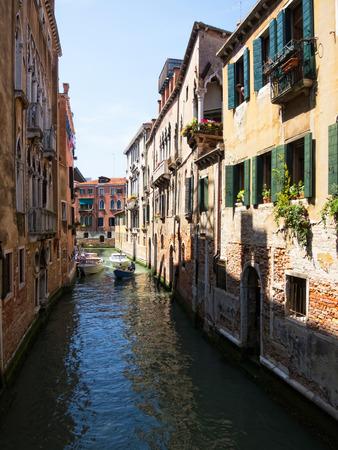 Венеция, Италия Фото со стока