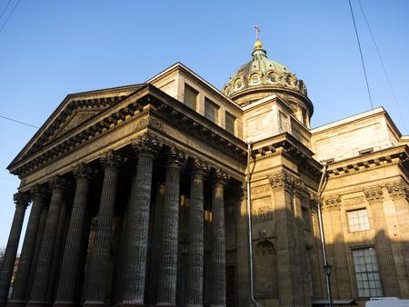 kazansky: Kazansky cathedral, Russia