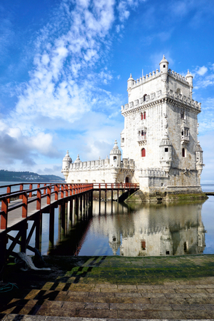 Tower of Belem, Portugal Stock Photo