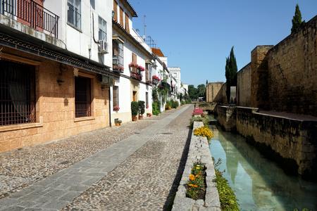Old street of Cordoba