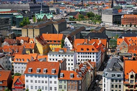 Roofs of Copehnagen