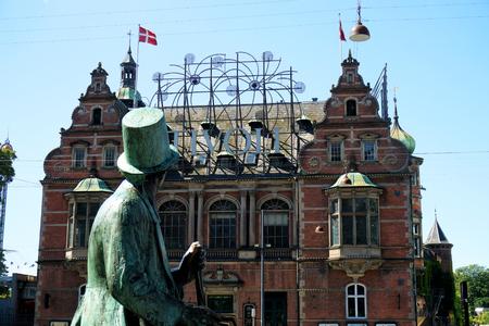 Hans Christian Andersens in Copenhagen