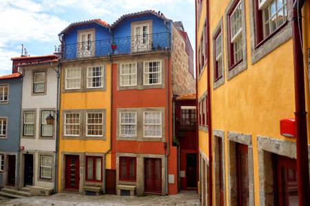 Old houses in Porto