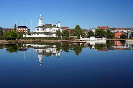 Summer day in Copenhagen