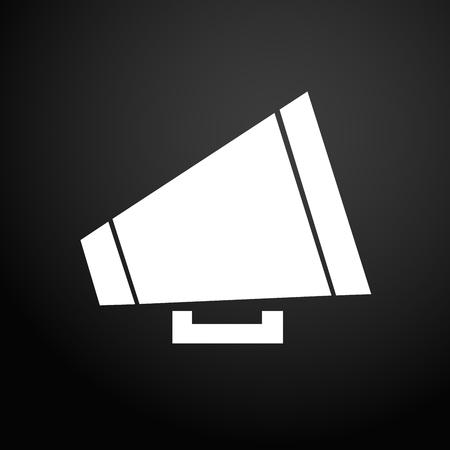 Megaphone icon vector. EPS 10