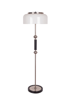 floor lamp vintage isolated on white Imagens