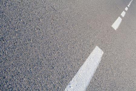 tarmac (asphalt) road Stock Photo - 4847030