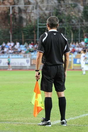 RIJEKA, CROATIA - AUGUST 13  soccer match between