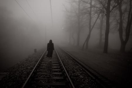 Horror Standard-Bild