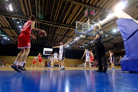 european championship: RIJEKA, CROATIA - MARCH 20: Women