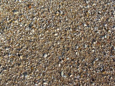 background of black and white sea stones Stock Photo - 12518412