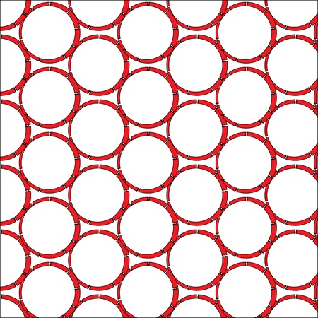 Seamless pattern geometric  Illustration
