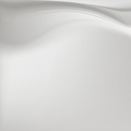 grey milky silk background with some soft folds