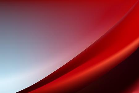 silky velvet: Red silk background with some soft folds Illustration