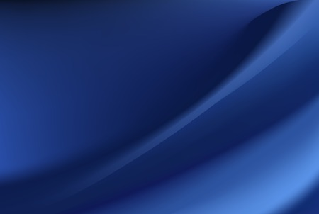 blue silk: Blue silk background with some soft folds